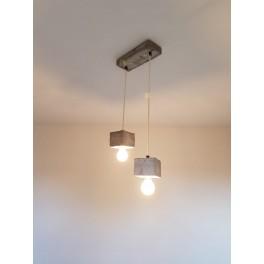 Double Hanging lamp C3