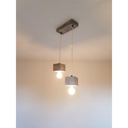 Lampe suspendue double C3