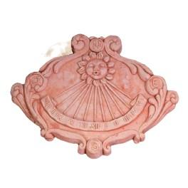 Terracotta Sundial