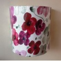 Wall lampshade FLORAL
