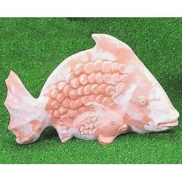 Pesce in terracotta