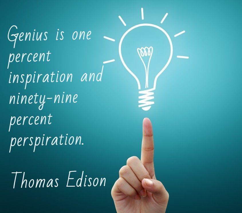 Citazione Edison
